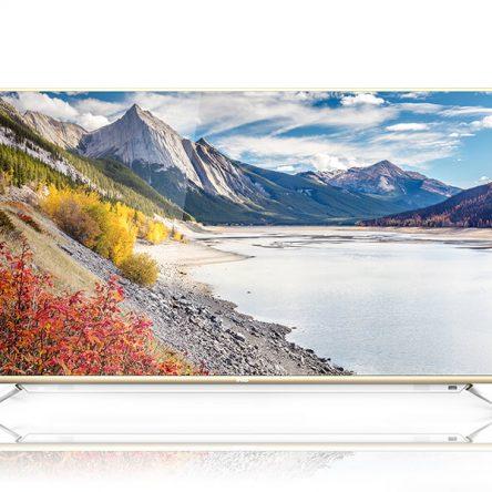Téléviseur IRIS UHD 4k android tv G6 (43, 49 ,55 et 65 Pouces)