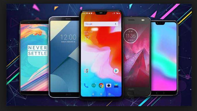 meilleur smart phone 2019