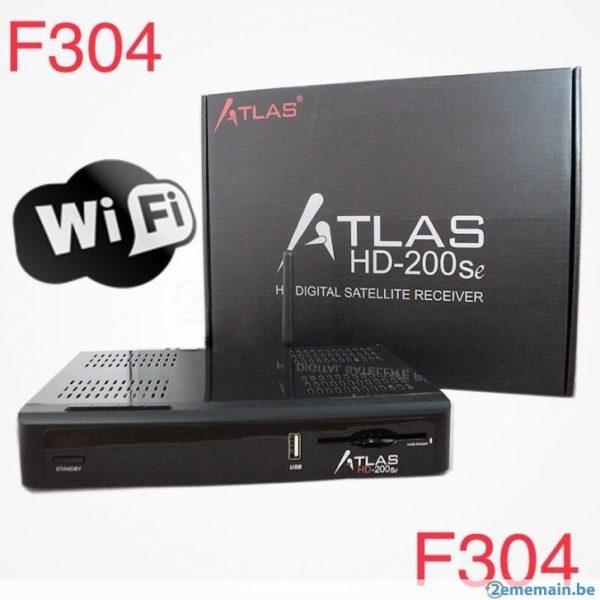 Atlas HD200S prix algerie