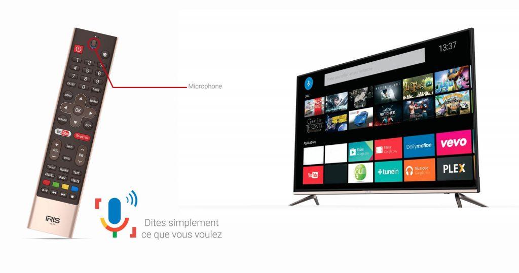 iris g3 prix smart tv algérie