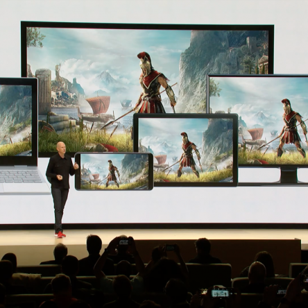 Google Stadia veut révolutionner l'industrie du jeu vidéo