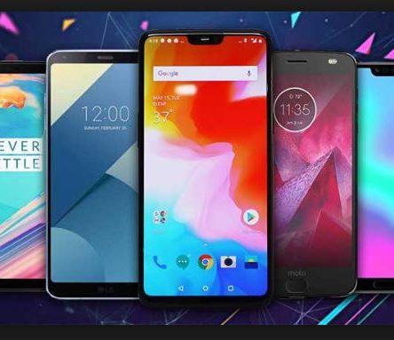 Notre sélection des meilleurs smartphones – Mai 2019