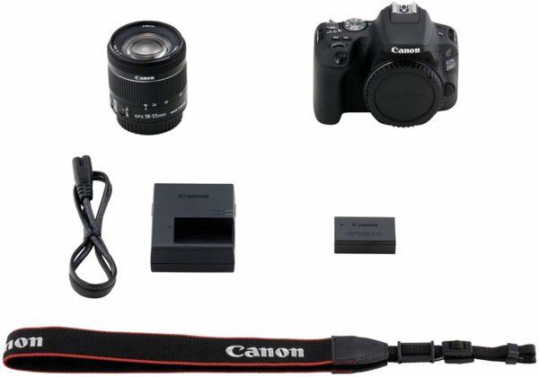 Canon EOS 200 D Alger
