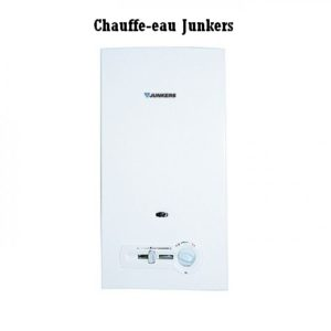 Chauffe-eau Junkers à gaz 11