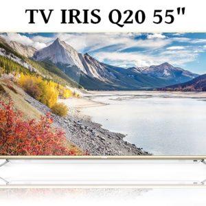 Iris Q20 prix tv