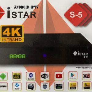 ISTAR ANDROID S5 IPTV