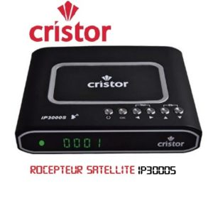 Demodulateur cristor ip3000s